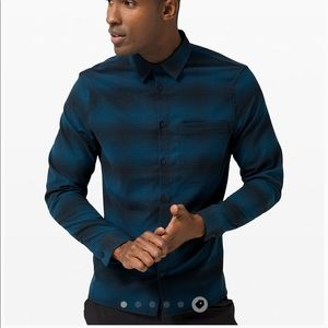 Lululemon Masons Peak Flannel
